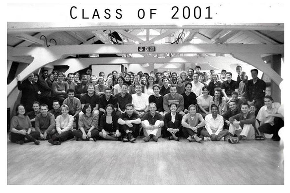 Fitch Staff – Random photo from around 2001